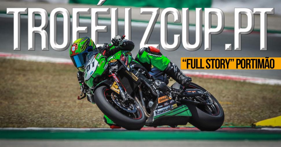 """Troféu ZCUP.PT – 3ª Prova no Circuito de Portimão """"Full Story"""""""
