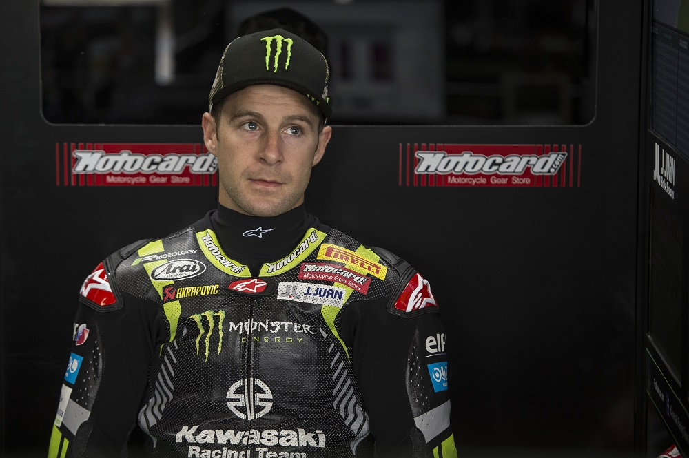"""Jonathan Rea também venceria em MotoGP"""