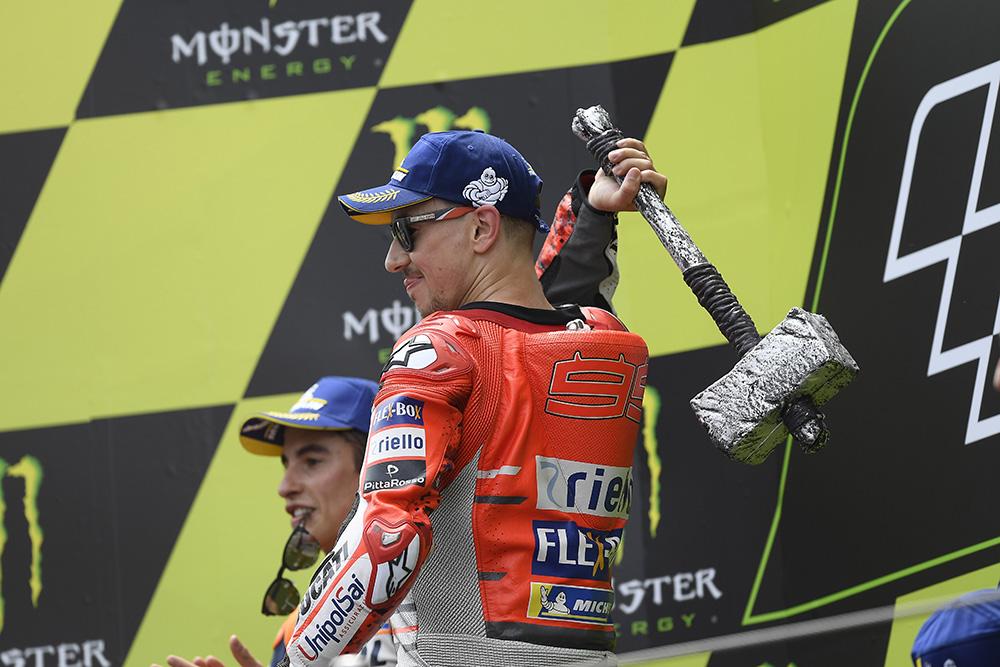 MotoGP: Jorge Lorenzo acredita no título
