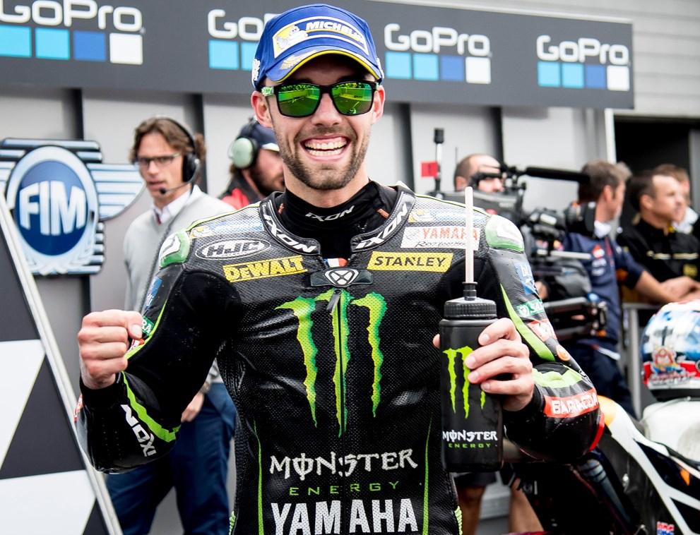 MotoGP: Jonas Folger regressou ao 'convívio dos grandes'