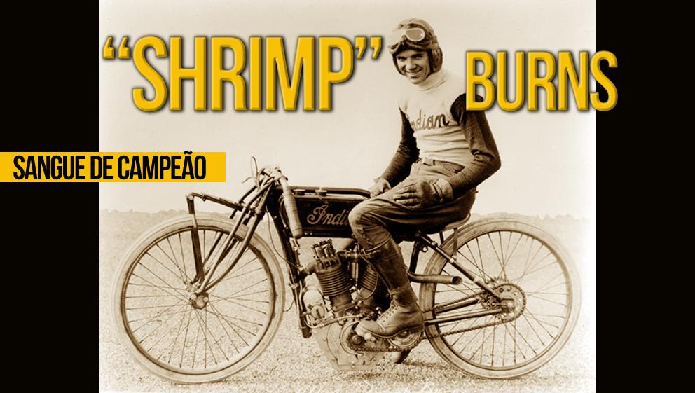 """A história de Albert """"Shrimp"""" Burns (1898 a 1921) – Um herói das corridas de BoardTrack"""