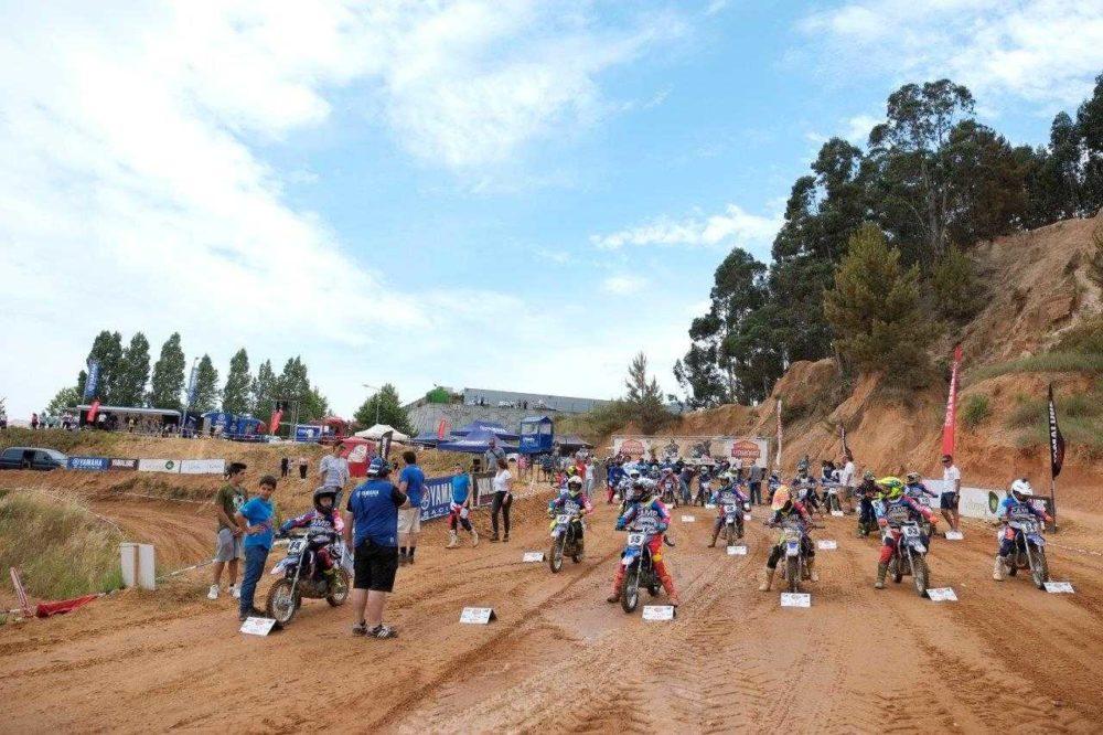 Troféu Yamaha: Visita a Rio Maior