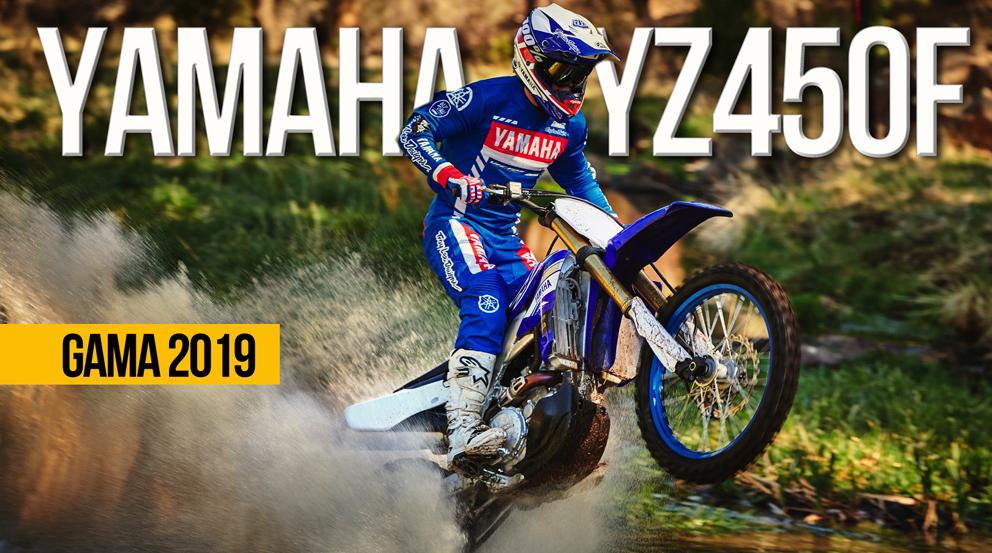 As novas yamaha yz 450f e yz 450fx de 2019 motosport motosport yamaha yz 450 f de motocross fandeluxe Image collections