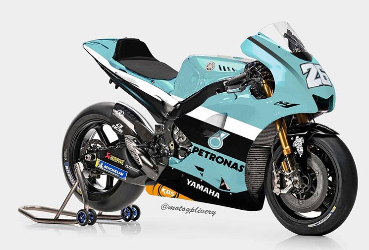 MotoGP: A Yamaha de Dani Pedrosa?