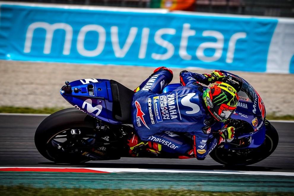 MotoGP: Movistar pode deixar Yamaha