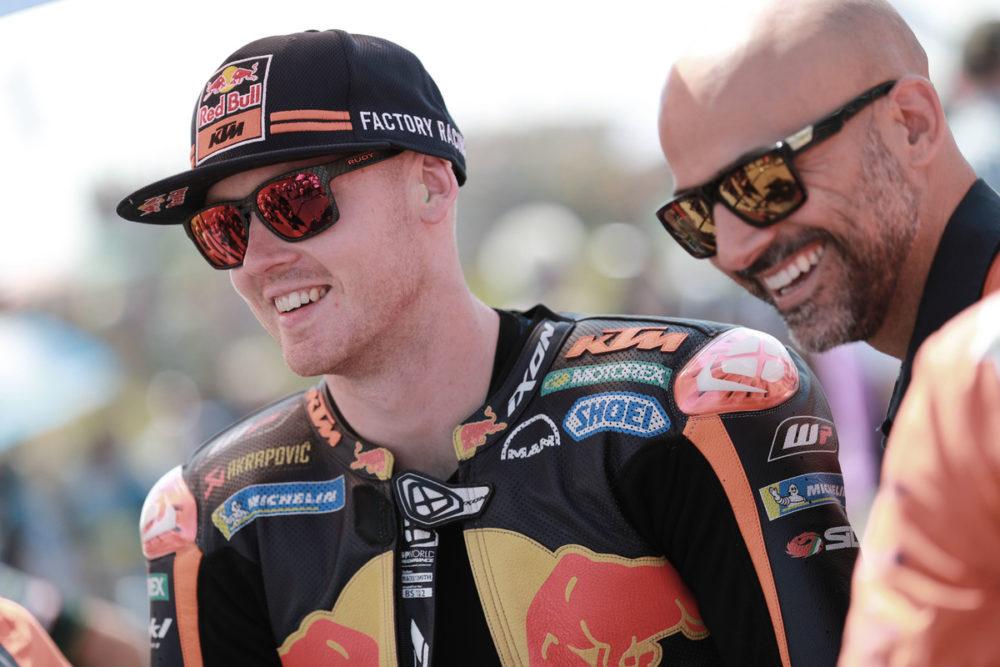 MotoGP: Bradley Smith aponta ao regresso em 2020