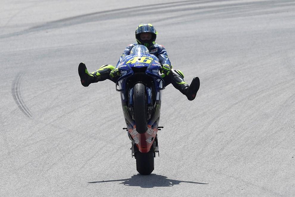 """MotoGP – Valentino Rossi: """"Penso que sou 10 anos mais jovem"""""""