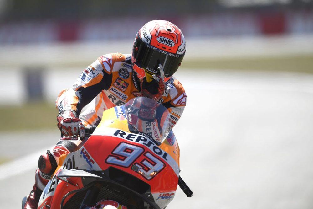 """MotoGP – Marc Márquez: """"Regresso em breve e mais forte"""""""