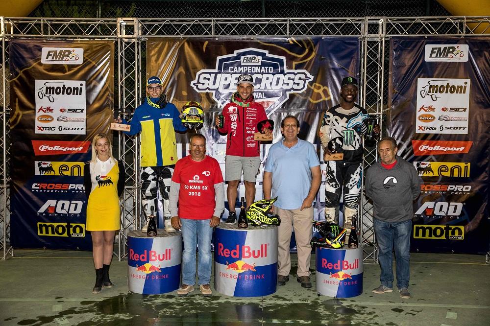SX: Paulo Alberto vencedor no arranque