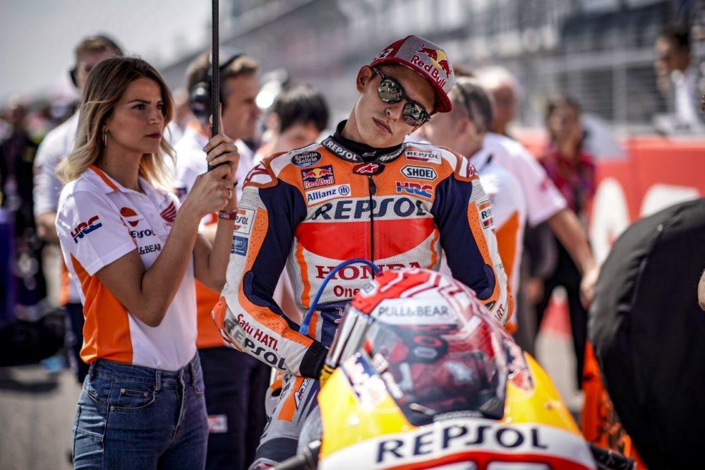 "MotoGP – Casey Stoner: ""Marc Márquez tem de cair menos"""