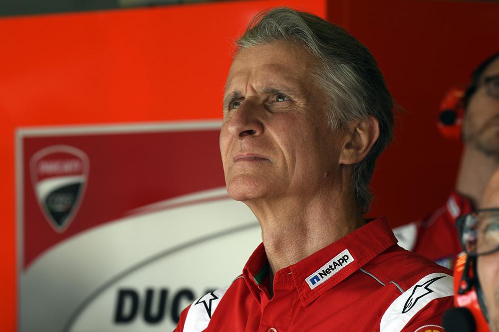 MotoGP: Ducati não quer acidentes entre os pilotos