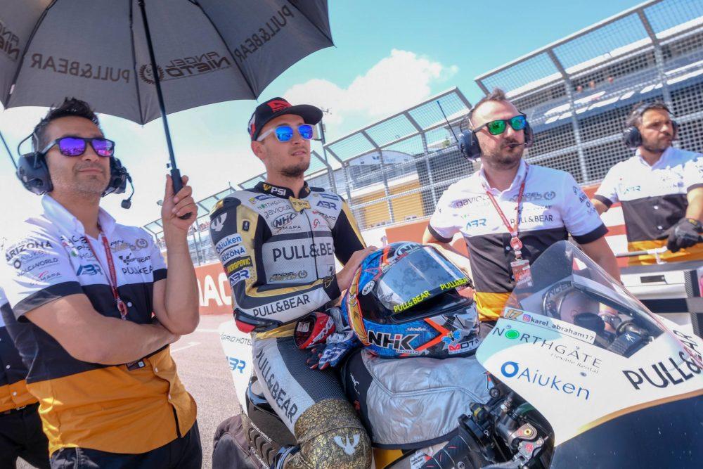 MotoGP: Karel Abraham pensa na Avintia