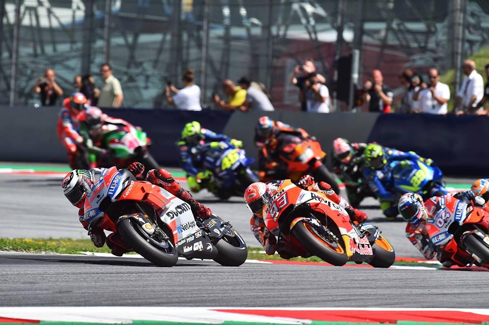 MotoGP, Vídeo: Melhores momentos GP da Áustria
