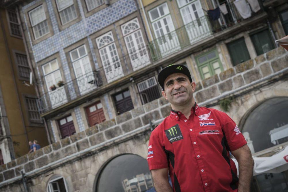 Dakar 2019: Paulo Gonçalves hospitalizado