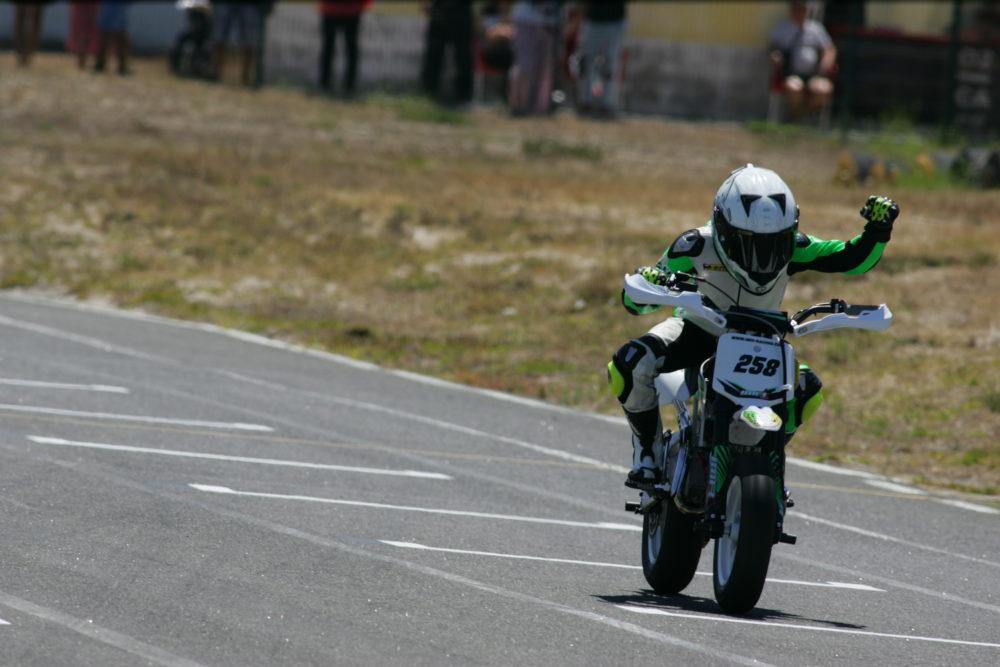 Velocidade 2020: Jovens pilotos em Portimão