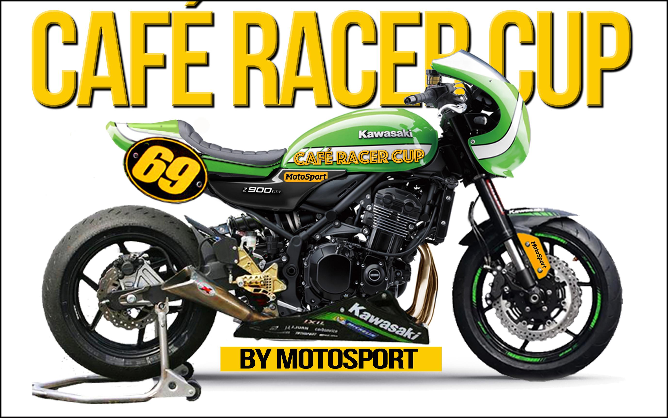 """Kawasaki Z900 RS """"CaféRacer CUP"""" – Idealizada pelo MotoSport"""