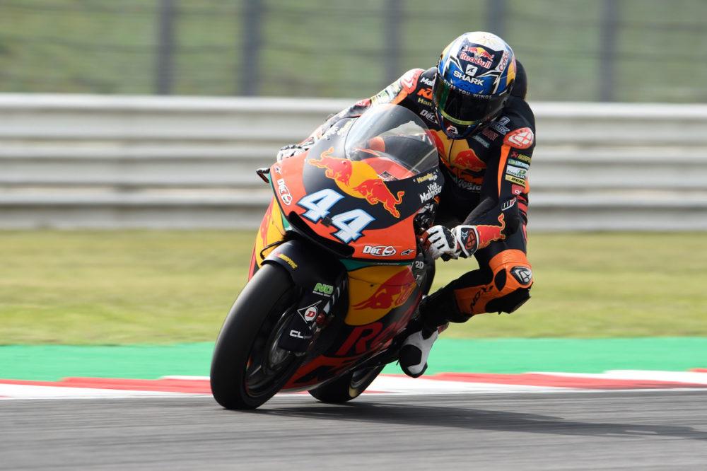 Moto2: Miguel Oliveira é 6º no treino final