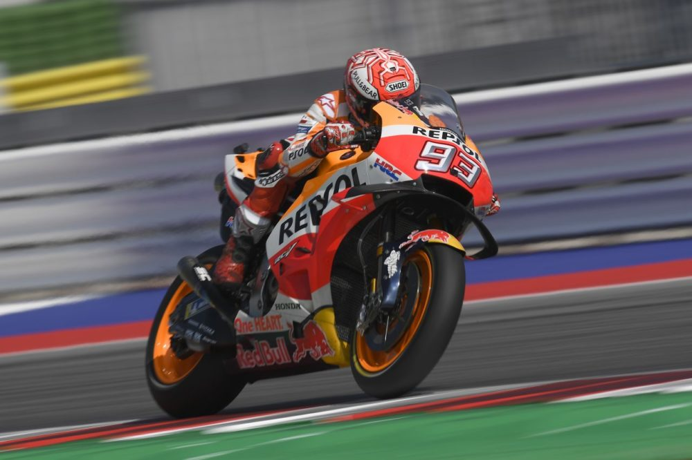 MotoGP: Marc Márquez interrompe domínio Ducati