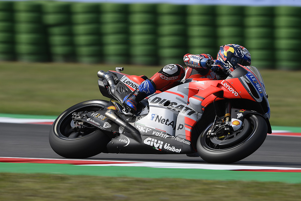 MotoGP: Ducati 'mete medo' em Aragão