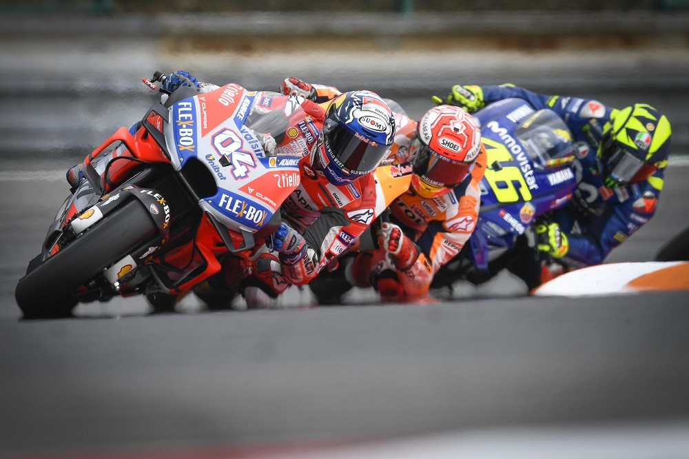 MotoGP: Calendário para 2019 definido