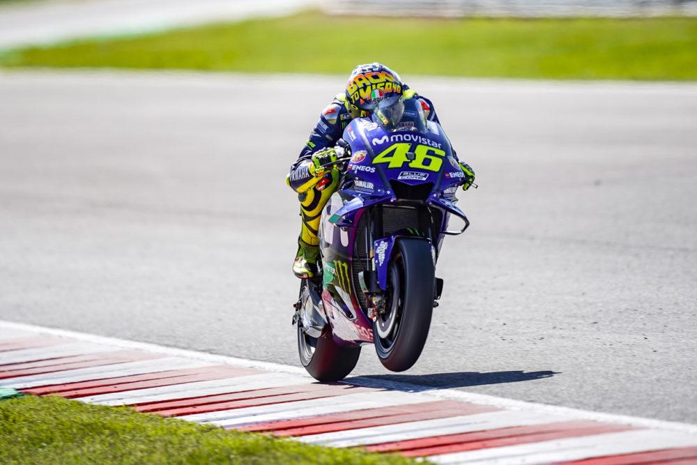 """MotoGP – Valentino Rossi: """"Aragão não é a pista mais favorável"""""""