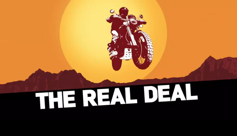 "Triumph Scrambler 1200 "" The Real Deal"" – Novo vídeo provocador"