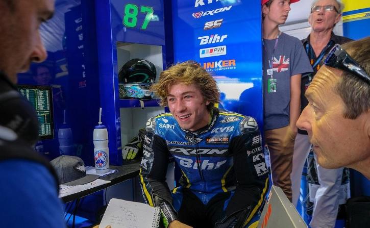 Moto2: Remy Gardner a caminho da SAG