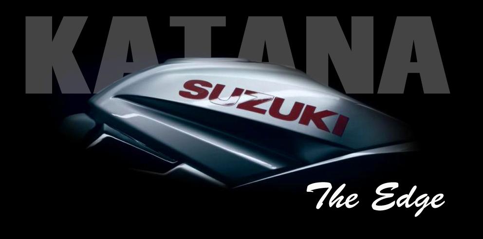Novo vídeo teaser da Suzuki Katana 2019