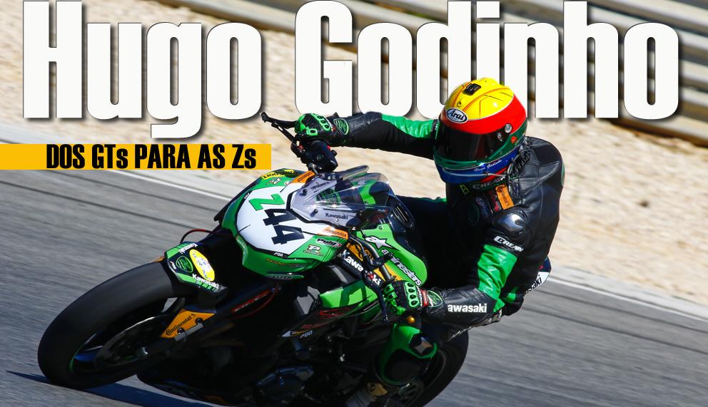 Hugo Godinho – Dos GTs para as Zs