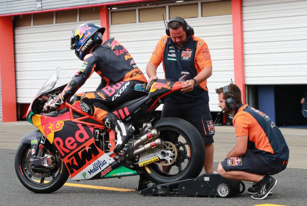 """Moto2 – Miguel Oliveira: """"Estou a pagar o preço de rodar com uma moto nova"""""""