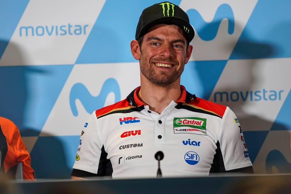 MotoGP: Cal Crutchlow persegue marco histórico