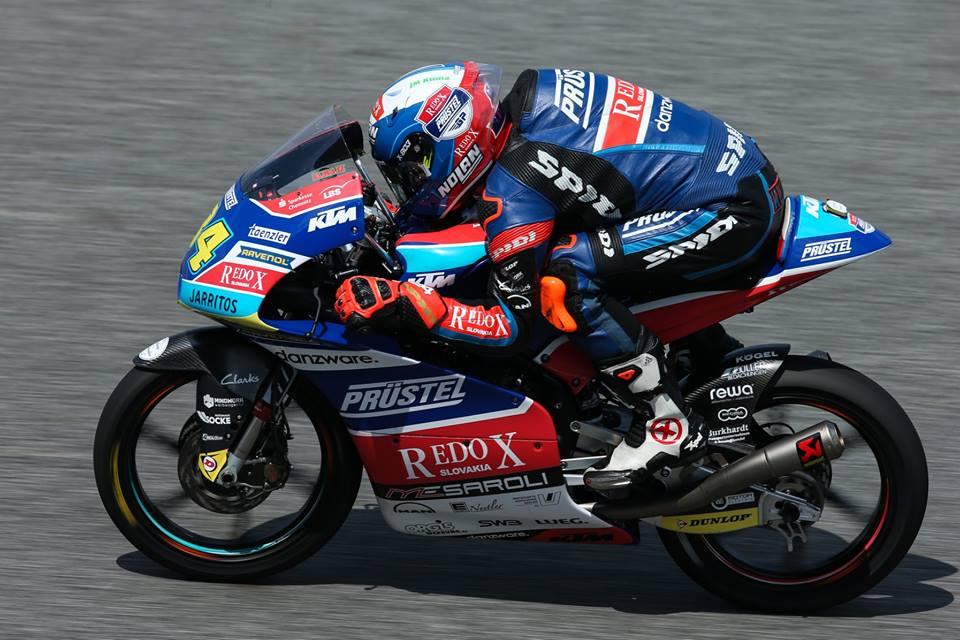 Moto3: Jakub Kornfeil comandante em Motegi