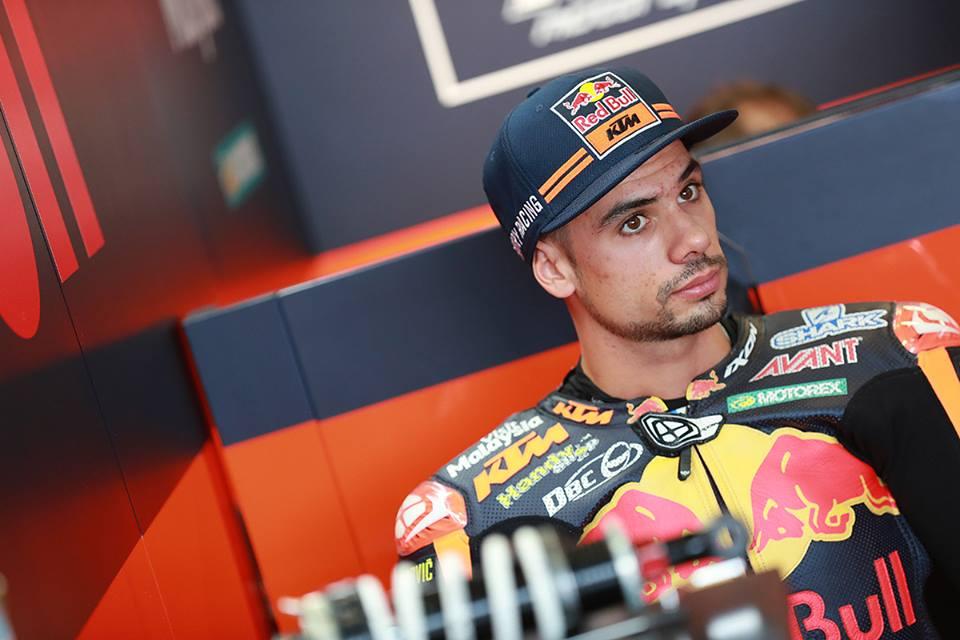 """Moto2 – Miguel Oliveira: """"Estou otimista para a qualificação"""""""