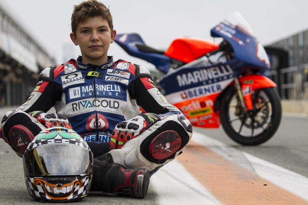 CEV: Kiko Maria em Jerez para ser 'top 10'