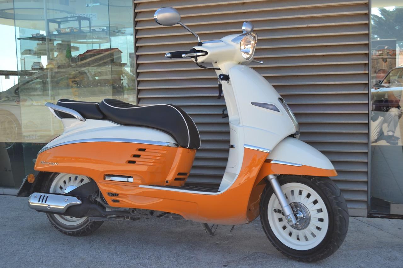 """Ensaio Peugeot Django 125 – Estilo vintage """"chique"""" em mobilidade urbana"""