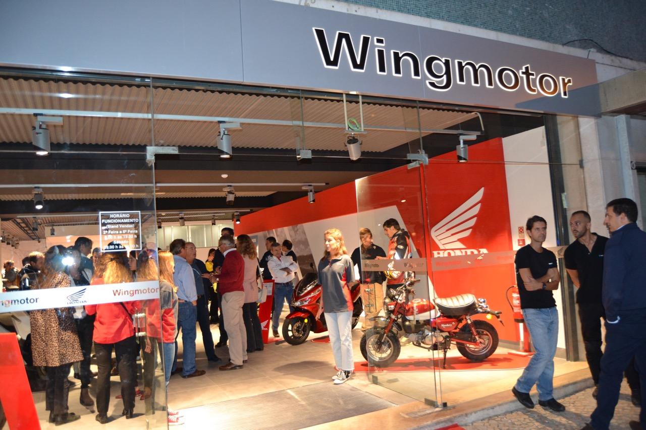 WingMotor Lisboa – Inauguração do Novo Concessionário Honda