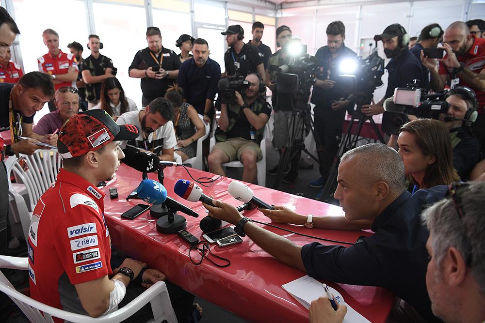MotoGP: Jorge Lorenzo em dúvida para Motegi