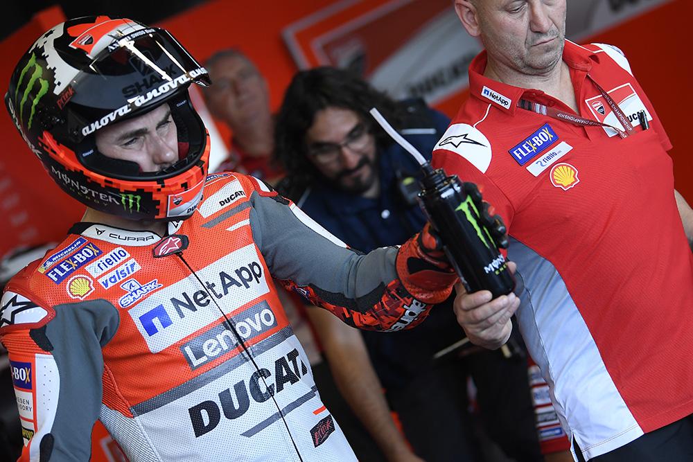 MotoGP: Jorge Lorenzo fora do GP do Japão