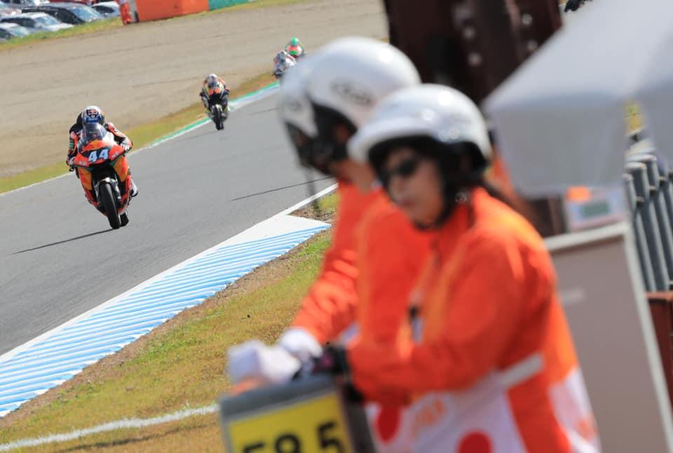 Moto2: Miguel Oliveira quarto na vitória de Fabio Quartararo; Francesco Bagnaia 2º
