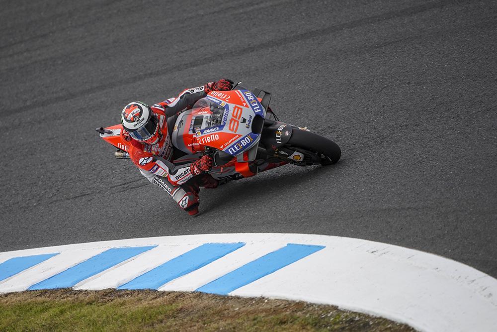 MotoGP: Jorge Lorenzo ausente em Phillip Island