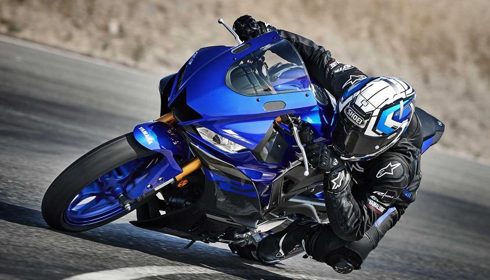 A Nova Yamaha YZF-R3 de 2019 – Agressividade inspirada no MotoGP