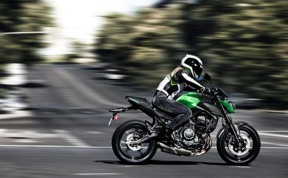 Kawasaki Z650 – Novas cores para a versão 2019