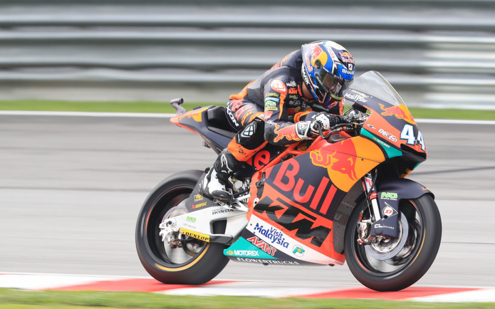 Moto2: Miguel Oliveira encerra dia em 3º