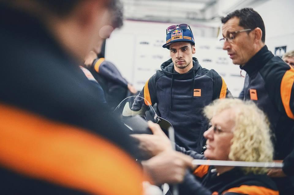 """MotoGP – Miguel Oliveira: """"Tudo é ainda muito estranho"""""""