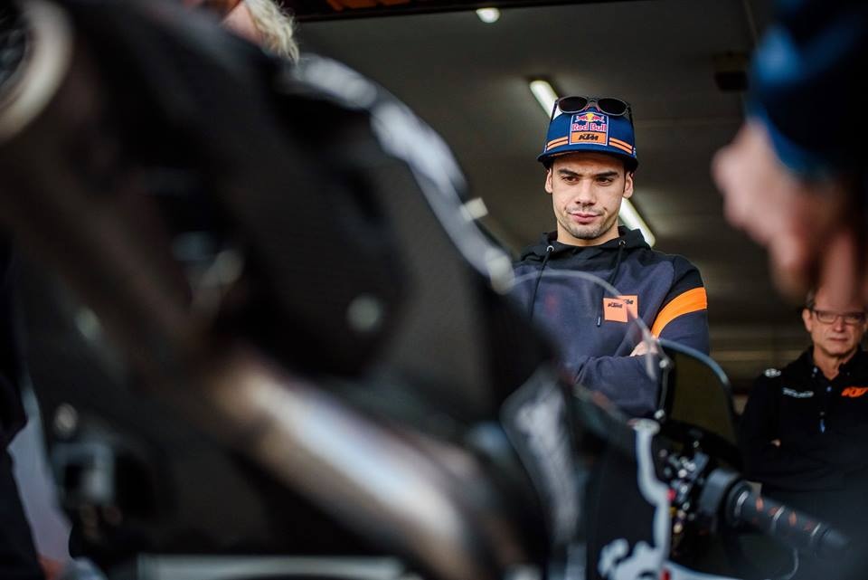 MotoGP: Arranque do dia só no relógio