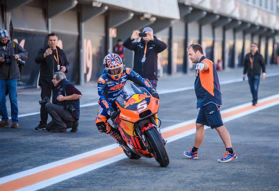 MotoGP: Johann Zarco abre novamente as hostilidades