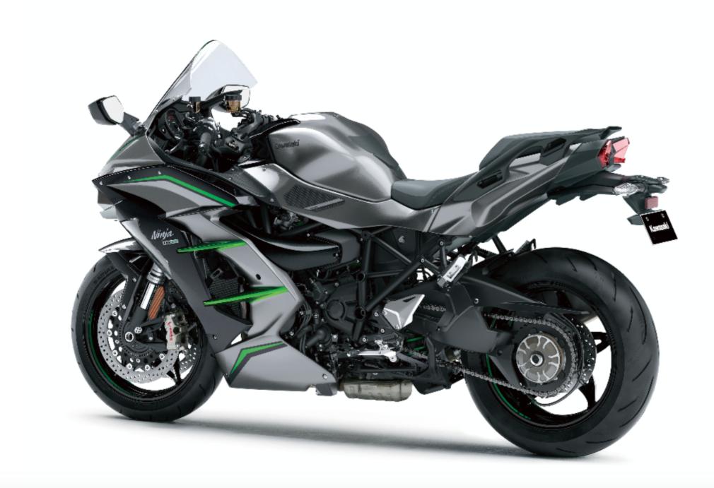 Kawasaki Ninja Ninja H2 SX SE+