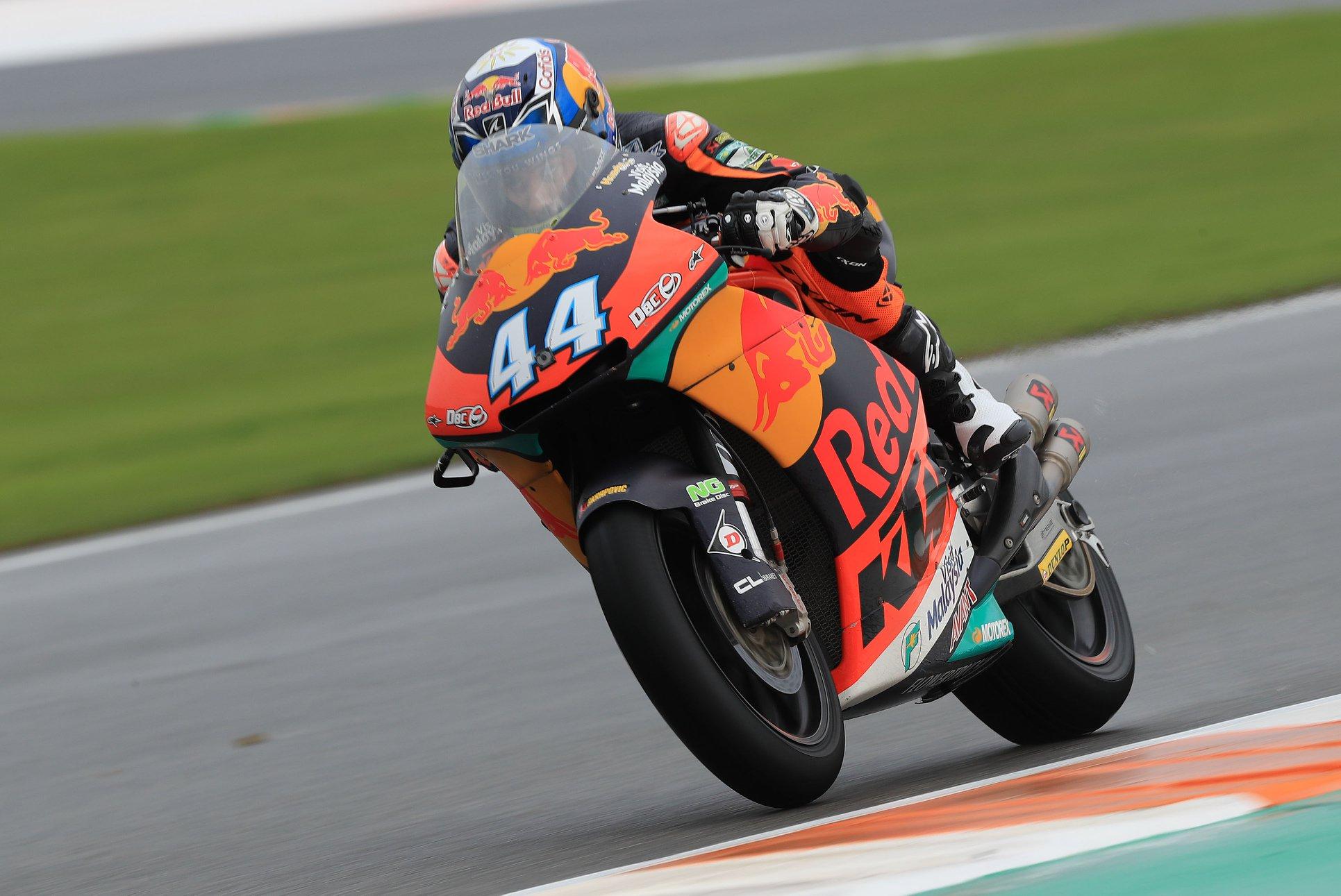 Moto2: Miguel Oliveira termina com vitória