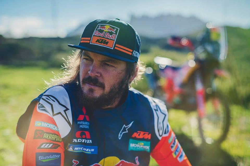 Dakar 2019: Toby Price lesionado