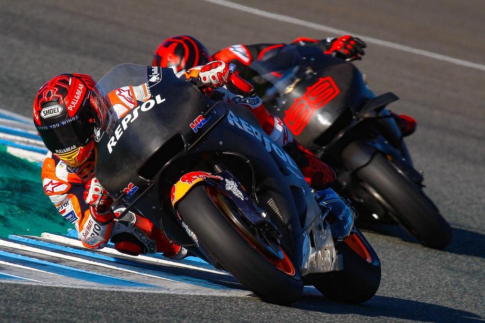 MotoGP: Honda apresenta-se amanhã